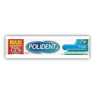 POLIDENT FREE 70G