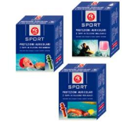 PIC SPORT TAPPO AURIC SIL 6PZ
