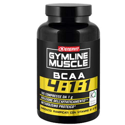 GYMLINE MUSCLE BCAA KYOW180CPR