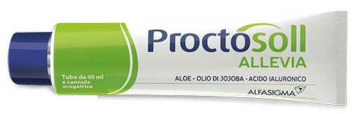 PROCTOSOLL ALLEVIA GEL 40ML