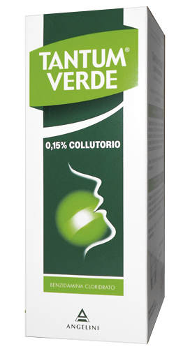 TANTUM VERDE*COLLUT 240ML0